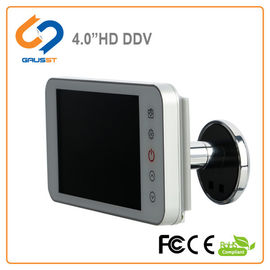Infrared Night Vision Door Camera / Taking Photo Smart Night Vision Doorbell