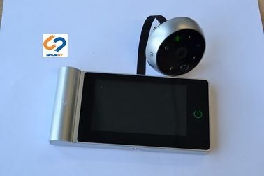 1080P Wireless Digital Door Viewer / Digital Door Peephole Viewer 160 Degree